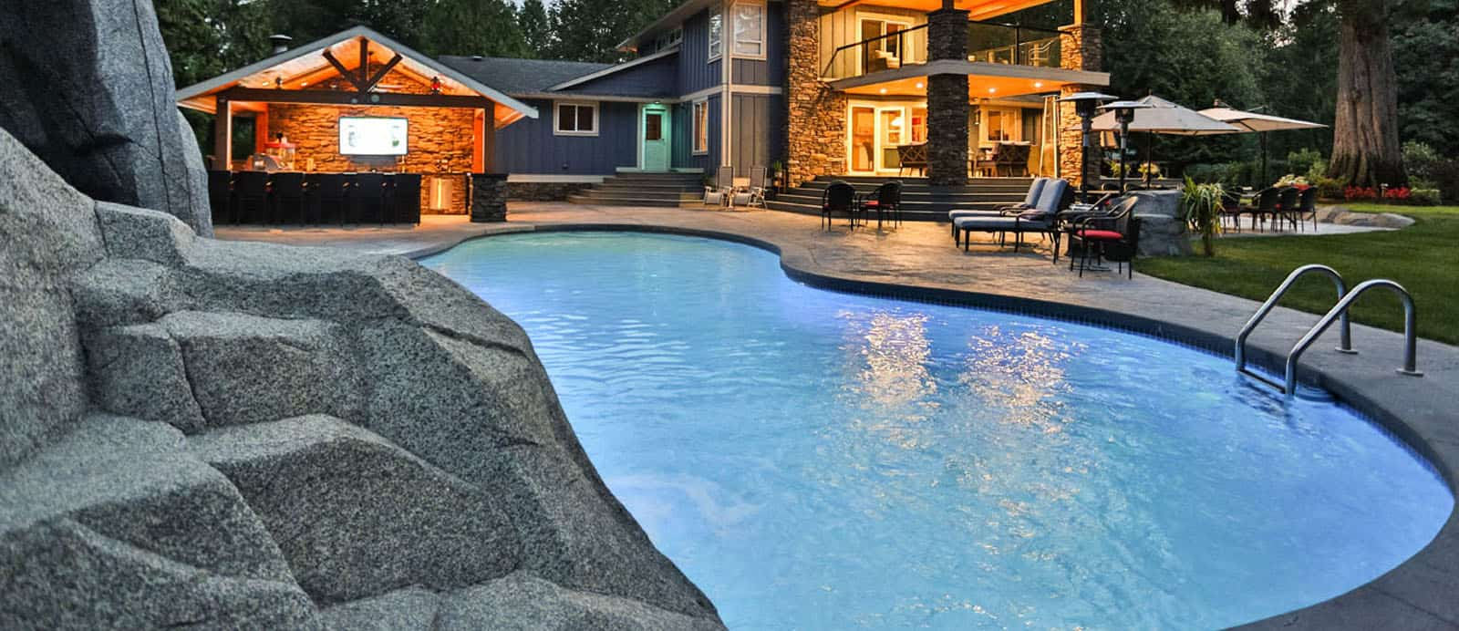 Outdoor Pool Renovations
