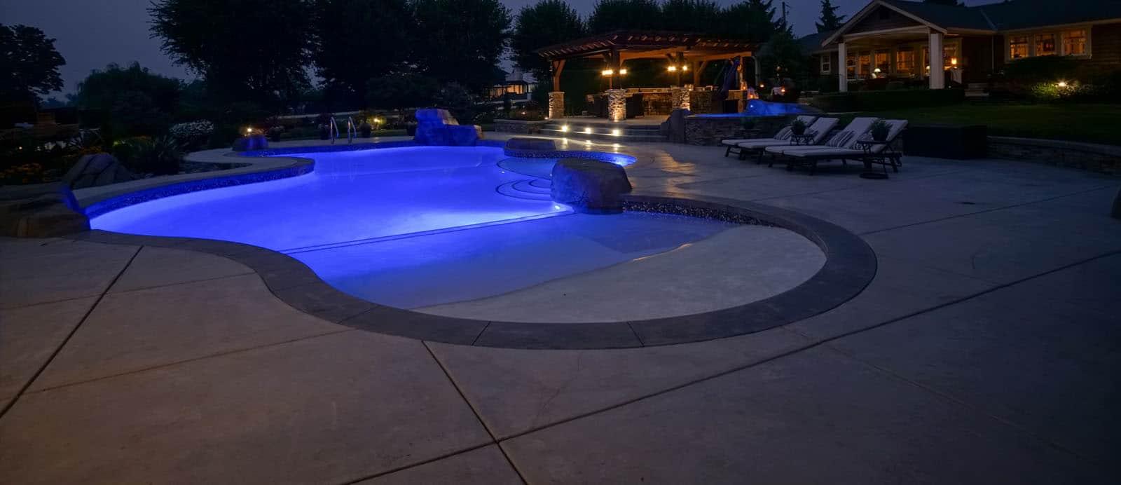 Swimming pool Azuro