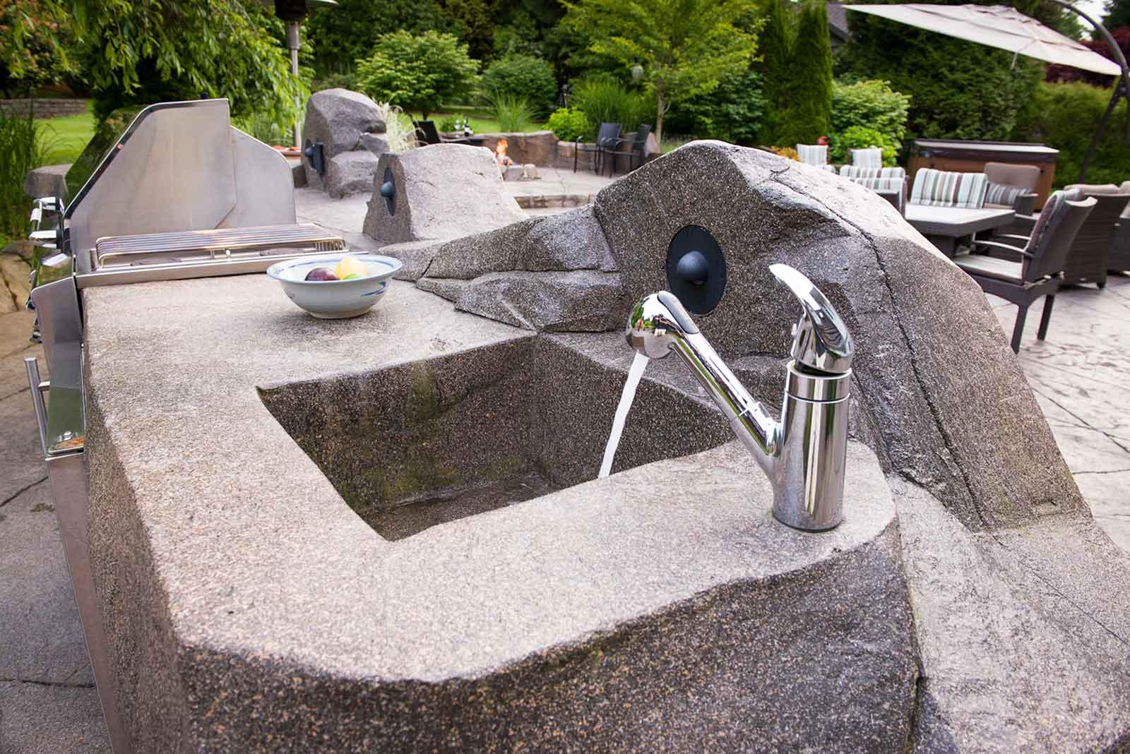 Outdoor-kitchen-sink-Koz030 - Azuro Concepts