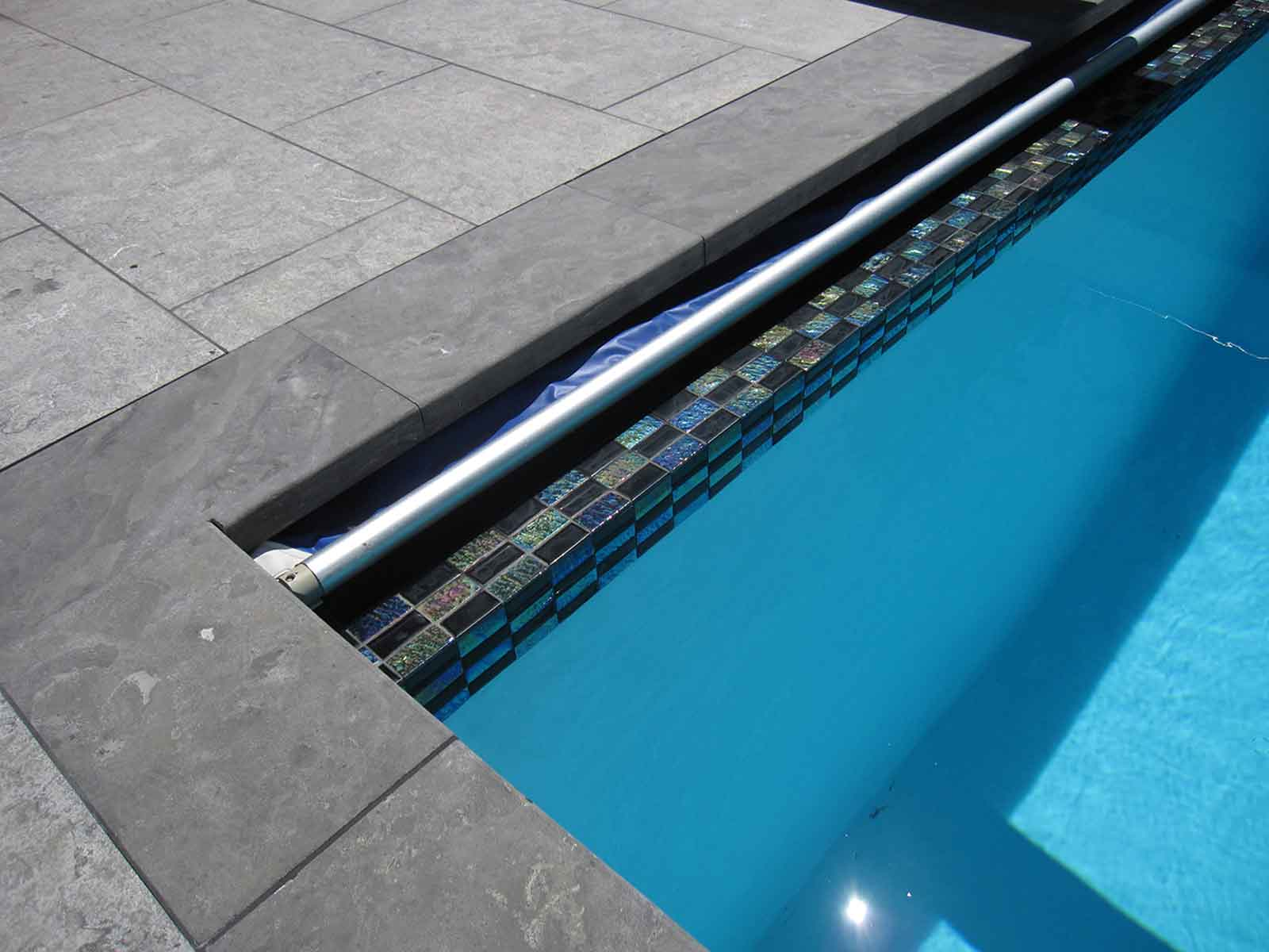 Swimming pool design detail