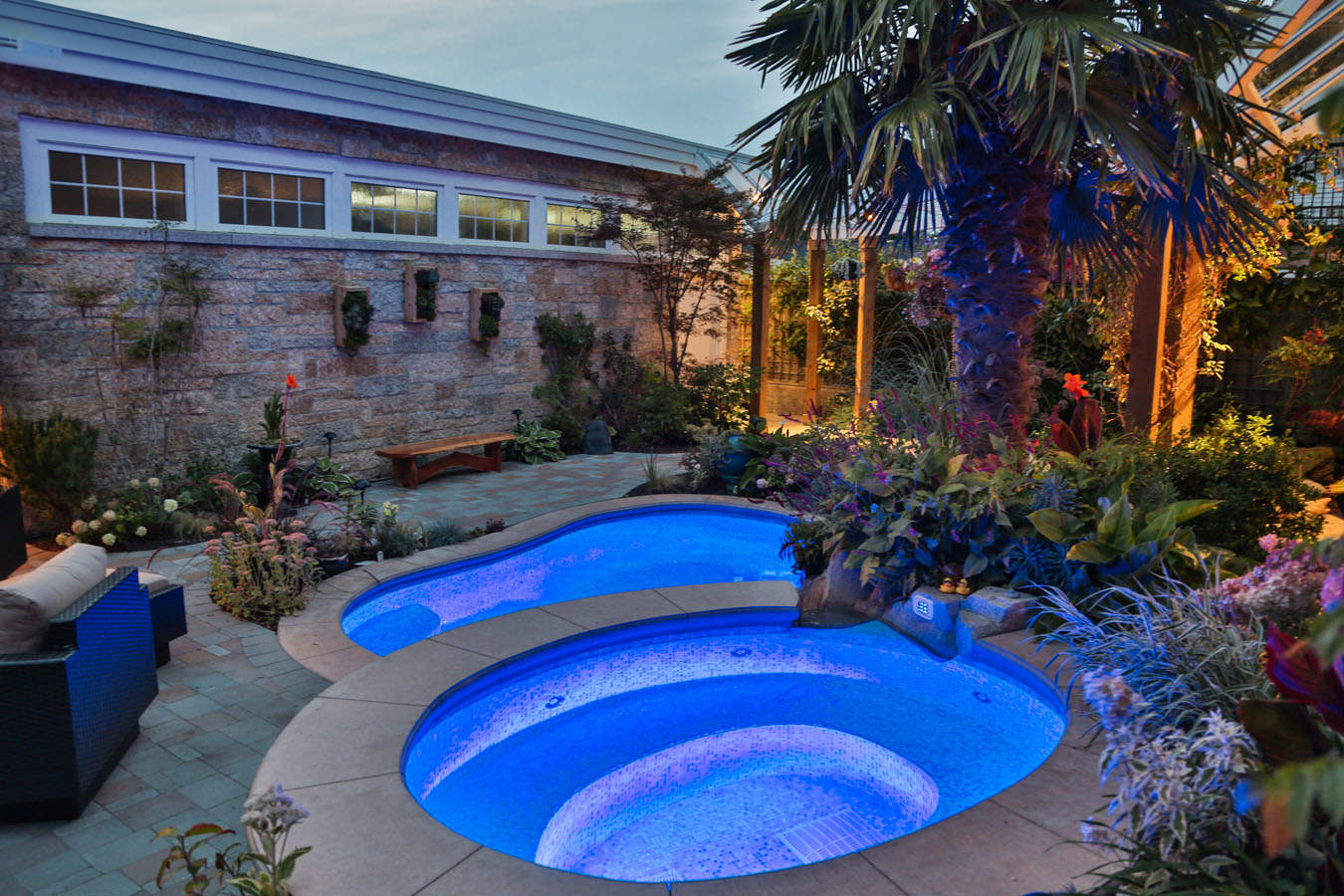 indoor pool and hot tub. What We Build Indoor Pool And Hot Tub
