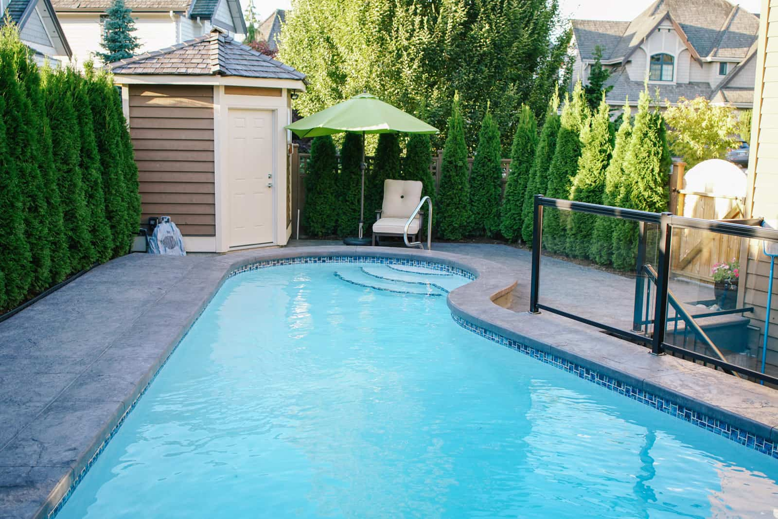 Marvelous compact swimming pool ideas best inspiration for Pool design concepts